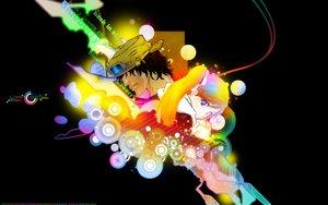 Rating: Safe Score: 12 Tags: black bleach inoue_orihime kubo_tite male rainbow yasutora_sado User: Oyashiro-sama