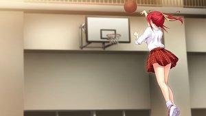 Rating: Safe Score: 84 Tags: ball basketball game_cg hatsukoi_1/1 sport tsukishima_kyou User: Maboroshi