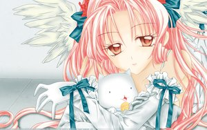 Rating: Safe Score: 14 Tags: angel arina_tanemura full_moon_wo_sagashite meroko_yui takuto_kira User: Maboroshi