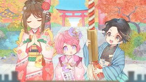 Rating: Safe Score: 26 Tags: autumn black_hair brown_eyes brown_hair identity_v japanese_clothes kimono kuroyuki loli male pink_hair purple_eyes short_hair shrine torii tree waifu2x water User: otaku_emmy