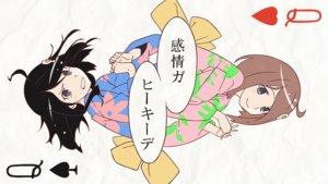 Rating: Safe Score: 18 Tags: araragi_tsukihi bakemonogatari monogatari_(series) vector User: RyuZU