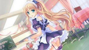 Rating: Safe Score: 110 Tags: astraythem blonde_hair game_cg ginta headband long_hair maid sakurazuka_natsuki underwear User: Maboroshi