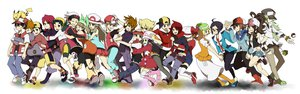 Rating: Safe Score: 76 Tags: bel_(pokemon) black_hair blonde_hair blue_eyes blue_hair blush boots brown_eyes brown_hair cheren green_eyes haruka_(pokemon) hat hibiki hikari_(pokemon) jun koki kotone_(pokemon) kris_(pokemon) leaf_(pokemon) n ookido_green orange_eyes pikachu pokemon purple_eyes red_eyes red_hair red_(pokemon) scarf sei_(shinkai_parallel) silver touko_(pokemon) touya yuuki_(pokemon) User: HawthorneKitty