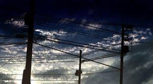 Rating: Safe Score: 72 Tags: clouds kibunya_39 nobody original scenic silhouette sky sunset User: Flandre93