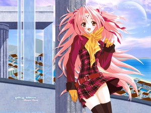 Rating: Safe Score: 16 Tags: girls_bravo miharu_sena_kanaka User: Oyashiro-sama