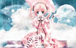 Rating: Safe Score: 59 Tags: animal_ears catgirl loli tail thighhighs tinkerbell tinkle umbrella watermark User: 秀悟