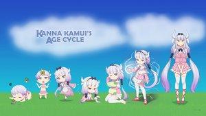 Rating: Safe Score: 60 Tags: aqua_eyes dragon dress headband horns kanna_kamui keiryuu_seo kobayashi-san_chi_no_maid_dragon loli purple_hair tail thighhighs third-party_edit twintails User: gnarf1975