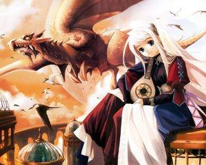 Rating: Safe Score: 3 Tags: dragon ragnarok_online shiina_yuu User: Oyashiro-sama