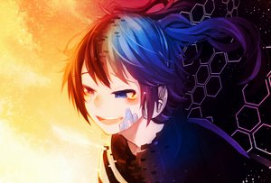 Rating: Safe Score: 132 Tags: bicolored_eyes ene_(kagerou_project) enomoto_takane headphones kagerou_project ponita User: FormX