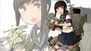 Rating: Safe Score: 24 Tags: fubuki_(kancolle) kantai_collection seifuku shibafu skirt zoom_layer User: Wiresetc