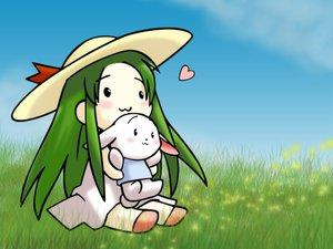 Rating: Safe Score: 3 Tags: animal cat_smile chibi churuya eretto nyoron sheep suzumiya_haruhi_no_yuutsu tsuruya utsura_uraraka vector User: Oyashiro-sama