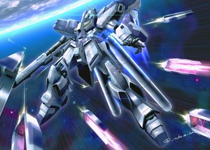 Rating: Safe Score: 37 Tags: akamiho mecha mobile_suit_gundam signed User: RyuZU