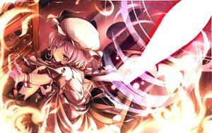 Rating: Safe Score: 56 Tags: kaisu red_eyes remilia_scarlet touhou vampire User: HawthorneKitty