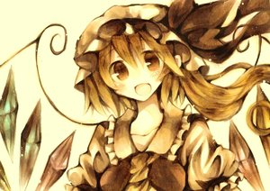 Rating: Safe Score: 93 Tags: blonde_hair flandre_scarlet polychromatic red_eyes touhou vampire wings wiriam07 User: PAIIS
