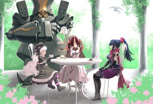 Rating: Safe Score: 13 Tags: armor black_hair blue_eyes bow cake charles_babbage dress drink fate/grand_order fate_(series) flowers food frankenstein goth-loli hat horns katou_danzou lolita_fashion long_hair nursery_rhyme_(fate/extra) pink_hair ponytail red_hair scarf tagme_(artist) tagme_(character) yellow_eyes User: BattlequeenYume