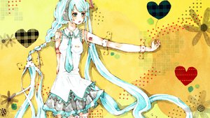 Rating: Safe Score: 28 Tags: hatsune_miku vocaloid User: HawthorneKitty