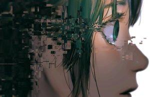Rating: Safe Score: 56 Tags: close diao_(sen_zoku) green_eyes green_hair original short_hair User: otaku_emmy