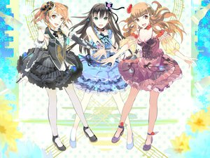 Rating: Safe Score: 109 Tags: 119 dress houjou_karen idolmaster idolmaster_cinderella_girls kamiya_nao shibuya_rin User: Wiresetc