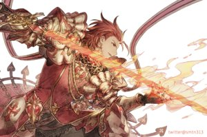 Rating: Safe Score: 27 Tags: all_male armor fire gloves granblue_fantasy magic male percival_(granblue_fantasy) red_eyes red_hair short_hair someta_ni sword watermark weapon User: otaku_emmy