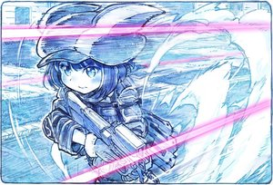 Rating: Safe Score: 34 Tags: gloves gun gun_gale_online hat kohiruimaki_karen llenn_(sao) loli military polychromatic sakino_shingetu short_hair sketch sword_art_online sword_art_online_alternative:_gun_gale_online weapon User: otaku_emmy