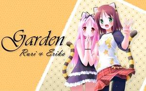 Rating: Safe Score: 19 Tags: animal_ears catgirl garden_(galge) himemiya_ruri hoshino_erika User: Wizzard