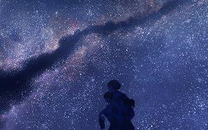 Rating: Safe Score: 20 Tags: japanese_clothes male na_(sodium) night original polychromatic sky stars yukata User: FormX