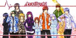 Rating: Safe Score: 127 Tags: angel_beats! chaa hinata_hideki nakamura_yuri naoi_ayato otonashi_hatsune otonashi_yuzuru shiina swordsouls tachibana_kanade tk white yui_(angel_beats!) yusa User: Tensa