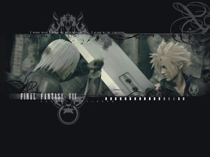 Rating: Safe Score: 12 Tags: cloud_strife final_fantasy final_fantasy_vii final_fantasy_vii_advent_children kadaj User: Oyashiro-sama