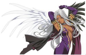 Rating: Safe Score: 41 Tags: aa_megami-sama long_hair scan urd wings User: patokite91