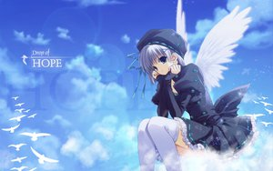 Rating: Safe Score: 19 Tags: suzuhira_hiro tagme wings User: Oyashiro-sama
