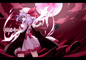 Rating: Safe Score: 38 Tags: jungetsu_hoko remilia_scarlet touhou User: rargy