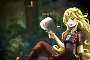 Rating: Safe Score: 34 Tags: blonde_hair blue_eyes genya67 long_hair lyza made_in_abyss tagme User: luckyluna