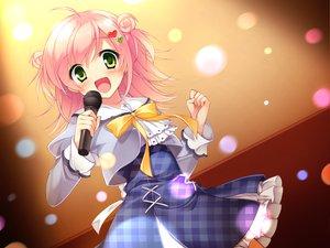 Rating: Safe Score: 53 Tags: game_cg microphone sakura_no_reply tsukimori_chiyoko User: Maboroshi