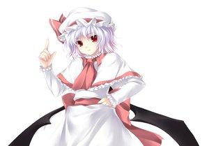 Rating: Safe Score: 16 Tags: remilia_scarlet touhou vampire white User: Oyashiro-sama