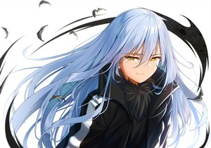 Rating: Safe Score: 37 Tags: bishi blue_hair brown_eyes long_hair rimuru_tempest tensei_shitara_slime_datta_ken User: RyuZU