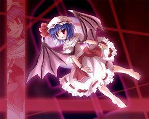 Rating: Safe Score: 23 Tags: etogami_kazuya remilia_scarlet touhou vampire User: Oyashiro-sama
