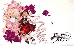 Rating: Safe Score: 27 Tags: dress hina_ichigo lolita_fashion peach-pit rozen_maiden shinku white User: Wiresetc