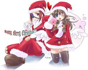 Rating: Safe Score: 2 Tags: christmas eyepatch ragnarok_online yukian User: Oyashiro-sama