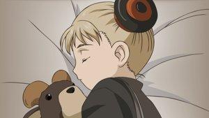 Rating: Safe Score: 0 Tags: alvis_hamilton last_exile sleeping vector User: Oyashiro-sama