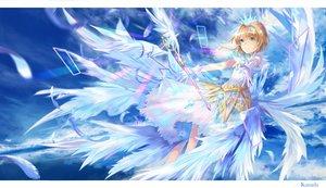 Rating: Safe Score: 41 Tags: card_captor_sakura kinomoto_sakura tagme_(artist) User: RyuZU