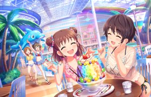 Rating: Safe Score: 23 Tags: annin_doufu bikini food fruit group hori_yuuko idolmaster idolmaster_cinderella_girls idolmaster_cinderella_girls_starlight_stage katagiri_sanae munakata_atsumi oikawa_shizuku pool strawberry swimsuit User: luckyluna