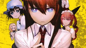 Rating: Safe Score: 19 Tags: faris_nyannyan kiryuu_moeka makise_kurisu shiina_mayuri steins;gate User: meccrain