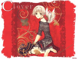 Rating: Safe Score: 9 Tags: clamp clover sue_(clover) wings User: Oyashiro-sama