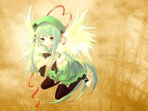 Rating: Safe Score: 5 Tags: itou_noiji tagme wings User: Oyashiro-sama