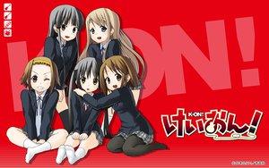 Rating: Safe Score: 17 Tags: akiyama_mio hirasawa_yui k-on! kotobuki_tsumugi nakano_azusa red tainaka_ritsu User: pantu
