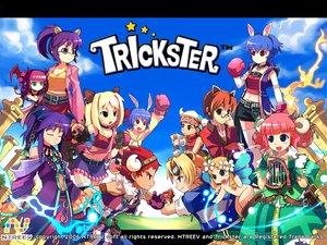 Rating: Safe Score: 3 Tags: animal_ears foxgirl trickster User: Oyashiro-sama