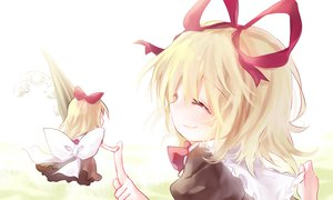 Rating: Safe Score: 63 Tags: blonde_hair bow doll dqn_(dqnww) flowers medicine_melancholy ribbons short_hair su-san touhou User: ガラス