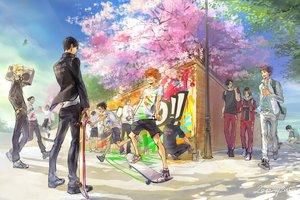 Rating: Safe Score: 24 Tags: all_male azumane_asahi cherry_blossoms flowers haikyuu!! hinata_shouyou iwaizumi_hajime kageyama_tobio kozume_kenma kuroo_tetsuro male nishinoya_yuu oikawa_tooru sawamura_daichi sugawara_koushi tanaka_ryuunosuke tsukishima_kei yamaguchi_tadashi zzyzzyy User: FormX