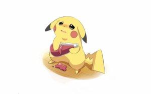 Rating: Safe Score: 12 Tags: animated blush crying hitotubosi pikachu pokemon tears third-party_edit white User: RyuZU