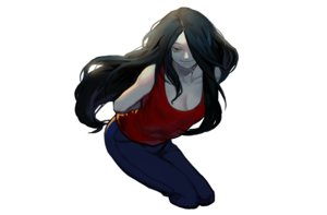 Rating: Safe Score: 23 Tags: adventure_time black_hair breasts cleavage fang long_hair marceline red_eyes vampire white yeonong User: otaku_emmy